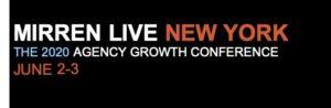 Mirren Live 2020 logo
