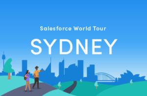 Salesforce World Tour Sydney