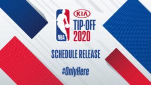 NBA 2019-2020 season