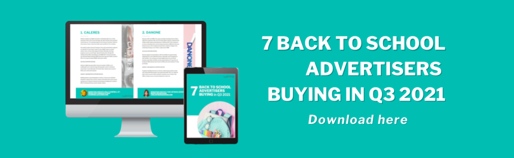 7 back to school advertisers buying in q3 2021