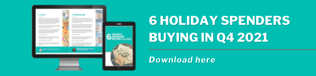 6 Holiday Spenders Buying in Q4 2021
